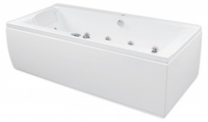 Poolspa Windsor Platinum 180x85 cm